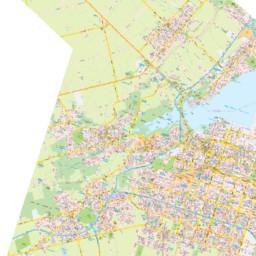 Southern Ontario Map Hamilton